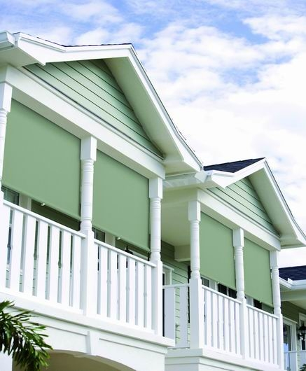 Straight Drop Awnings Shutters N Shades Authorised